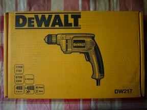 Дрель DeWait DW217
