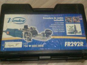 Фрезер кромочный универсальный virutex FR292R