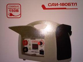 Сварочный инвертор ставр саи-180бтл