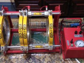 Сварочный аппарат стыковой omisa SP315