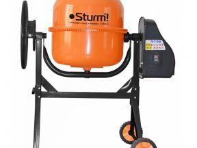 Бетономешалка sturm 220 литров