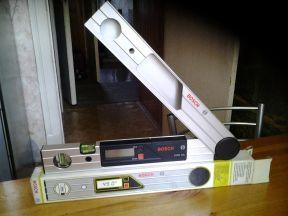 Цифровой угломер Bosch DWM 40 L