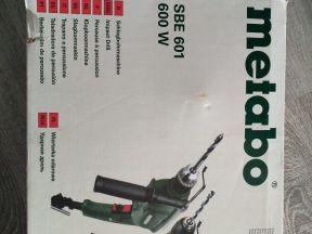 Дрель Metabo SBE 601