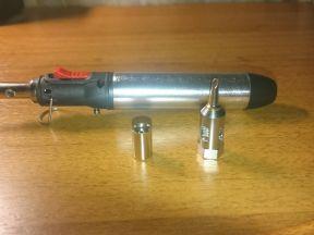 Газовый паяльник KTS-2101 Metal Gas Pen