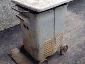 Сварочный аппарат промышленный 380В