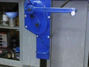 Домкрат реечный SWL 5000 грузоподъемность 5 тонн