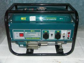 Бензиновый генератор Фит GG-3000B, 3.2 кВт