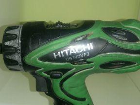 Запчасти шуруповерта хитачи Hitachi 14.4 V (двигат