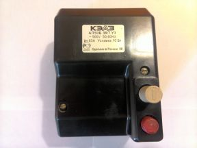 Выключатель автоматический ап50Б 3мт уз 25А