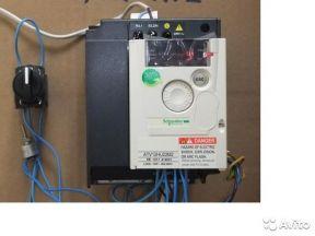 Частотный преобразователь 1Ф-3ф 2.2 квт 220В