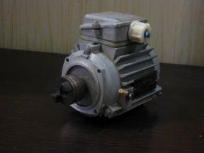Двигатель асинхронный трёхфазный