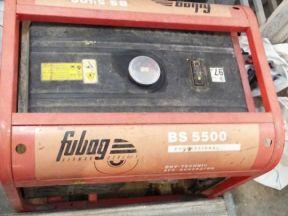 Генератор fubag BS 5500