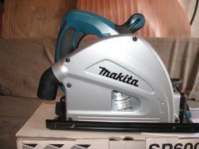 Пила циркулярная электрическая Makita - SP6000
