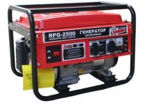 Генератор бензиновый RPG-2500