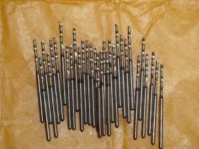 Сверла (микросверла) 0.5 мм 0.8 мм Р6М5 гост СССР