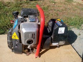Генератор бензиновый (хонда)
