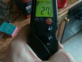 Инфракрасный термометр Testo 830-T1 пирометр