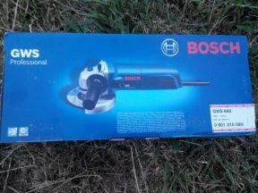 Ушм Болгарка Bosch Профессионал GWS 660 125мм