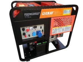 Дизельный генератор мощностью 11,5 кВт