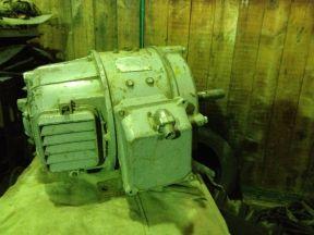 Электродвигатель постоянного тока П41 ухл4