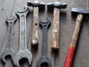 Различный инструмент