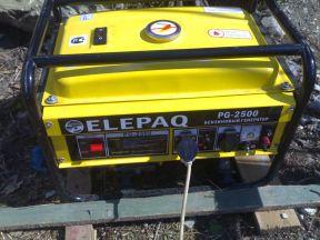 Генератор бензиновый Elepaq PG-2500 (2000 Вт)