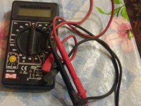 Мультиметр Mastech М-830B