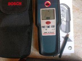 Bosch детектор скрытой проводки DMF 10