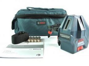Bosch gll 5-50X. Лазерный нивелир уровень. Новый