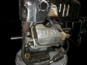 Бензиновый двигатель Вангуард 6HP