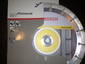 Диск алмазный отрезной Bosch 2608602568