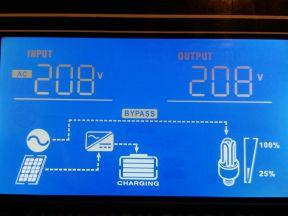 Гибридный инвертор 4 квт.48 вольт