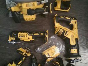 Набор Dewalt XR 6-Tool 20-Вольт,Волт lon Cordless Комбо
