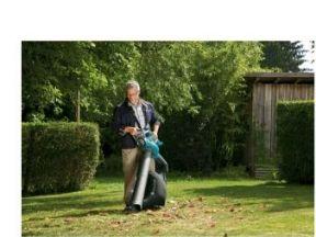 Воздуходувка новая, садовый пылесос