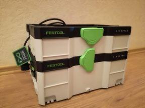 Пылеудаляющий аппарат Festool