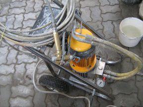 Аппарат(агрегат) окрасочный высокого давления