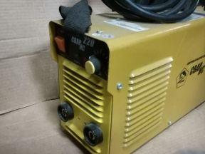 Сварочный аппарат Сварис 220 новый