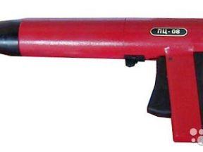 2 Строительно-монтажных пистолета