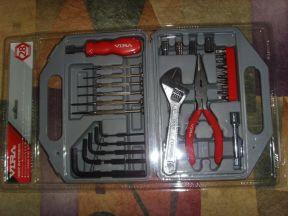 Набор инструментов vira в кейсе (28 предметов)