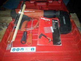 Hilti DX 460 (монтажный пистолет)