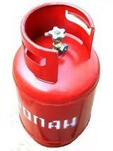 Новый газовый баллон балон 27 л пропан метан вент