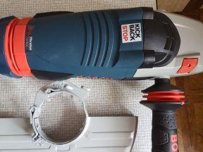 Угловая Шлифмашина Bosch GWS 22-230LVI Новая+4диск