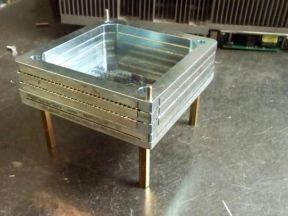 Ёмкость для плавки металла