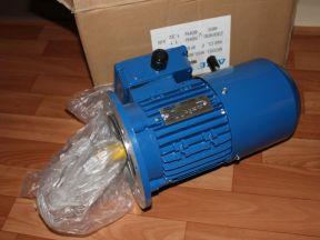 Электродвигатель с тормозом able msej 8022