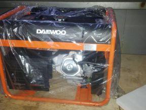 Генератор бензиновый 5.5 kW GDA 6500E. (Новый)