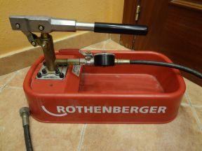 Опрессовщик Rothenberger RP30