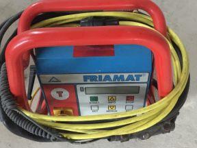 Friamat-T(аппарат для электро-муфтовой сварки)