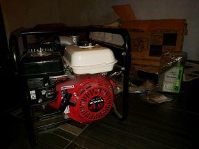 Мотопомпа бензиновая для воды sdmo ST 2.36