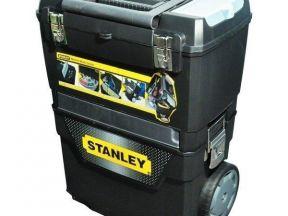 Ящик для инструментов Stanley на колесах (2 в 1)
