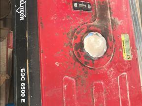 Электрогенератор elitech бэс 6500 Е